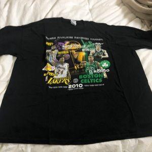 Men's Basketball Tee Shirt